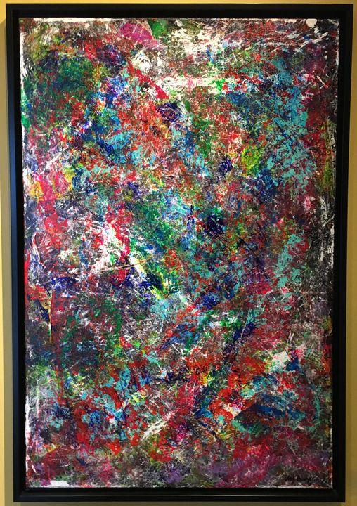 Deep Mayhem - Art Created By MJ Bowyer