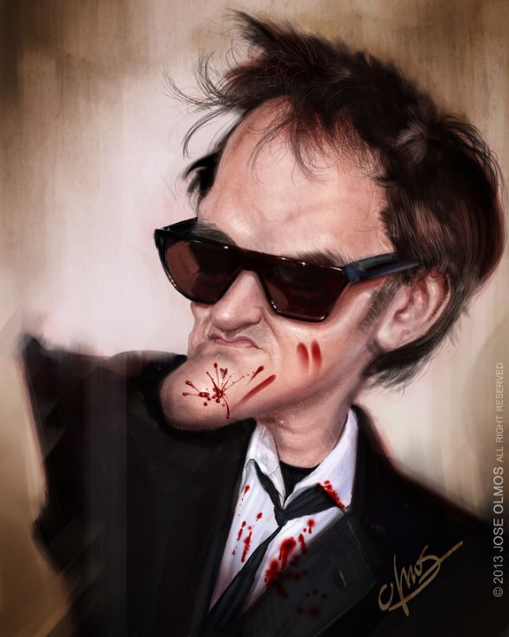 Mr Tarantino - OLMOS ARTWORK