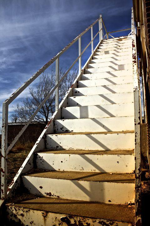 Stairway - Britt Barlag