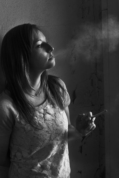 There's Only Wind and Smoke - Britt Barlag