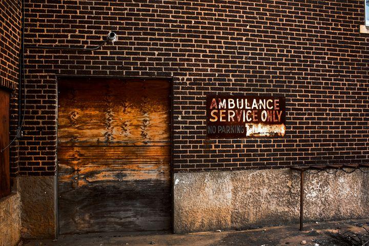 Slow Service - Britt Barlag