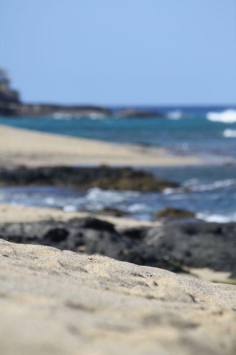 Laying In The Sand - AshleyNicole