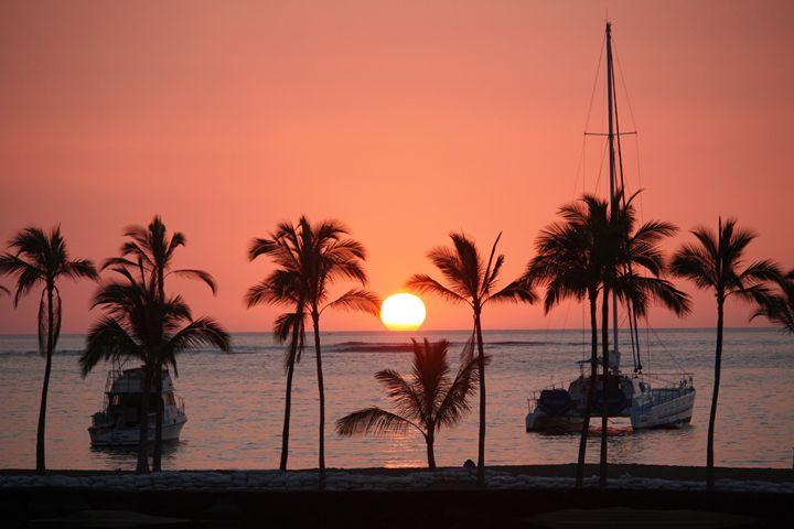 Hawaiian Sunset - AshleyNicole
