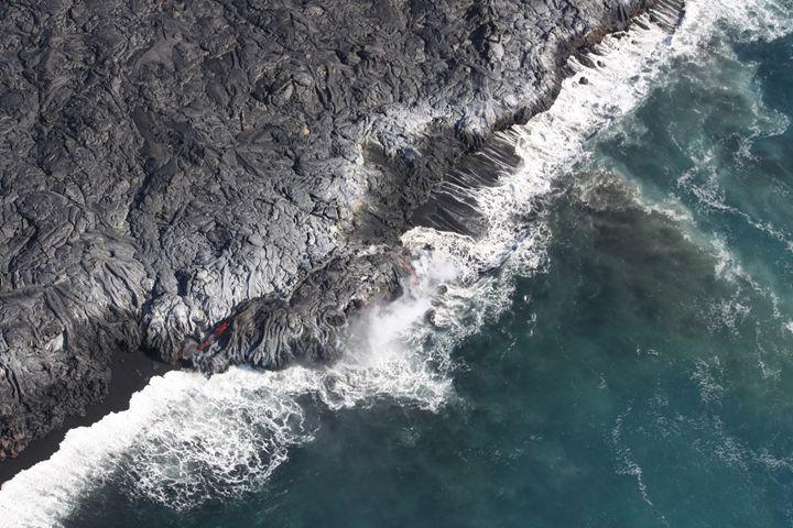 Volcanic Shore - AshleyNicole