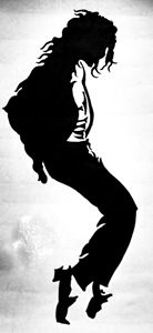 mj black and white