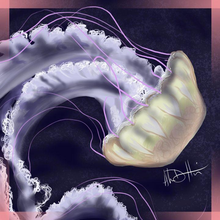 The Dancing Jellyfish - Inspirational Wonders of Nature, by ArceeTheVixen