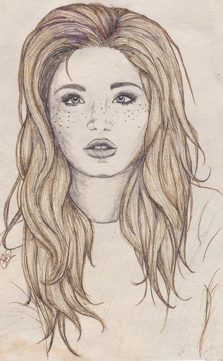 freckles - Rainey
