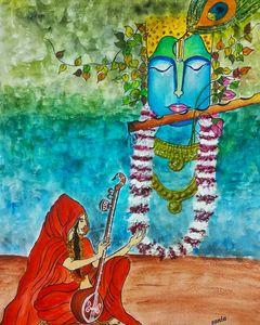 Spiritual- Meera bai