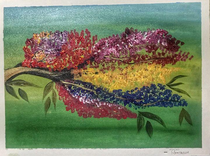 Mahjabeen's Art 17/09/2020 - Madge