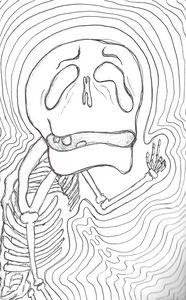 Sketchy Skeleton