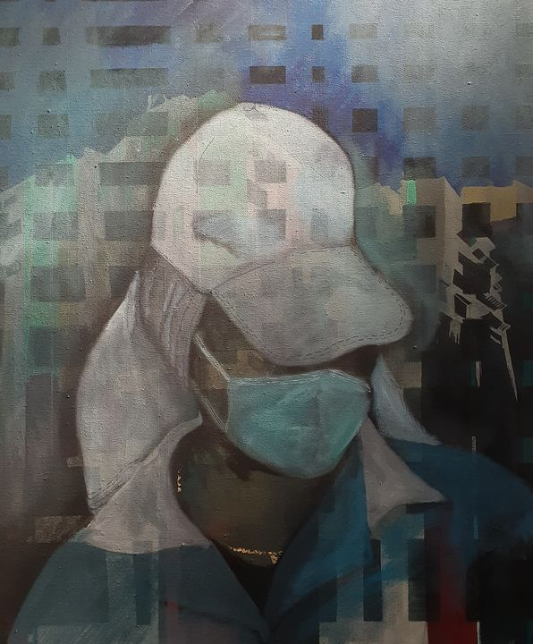 Road cleaner Hong Kong - Chris Reinhardt