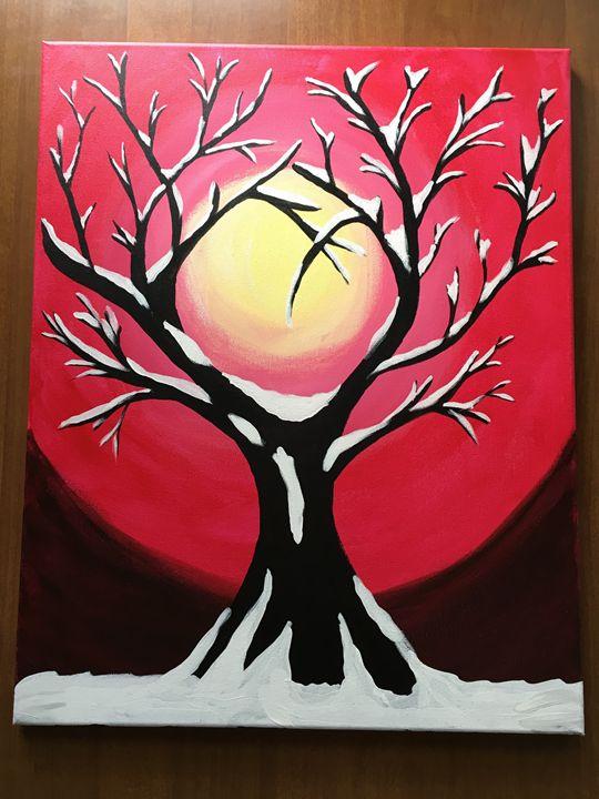 Winter Love - Charissa's Creations