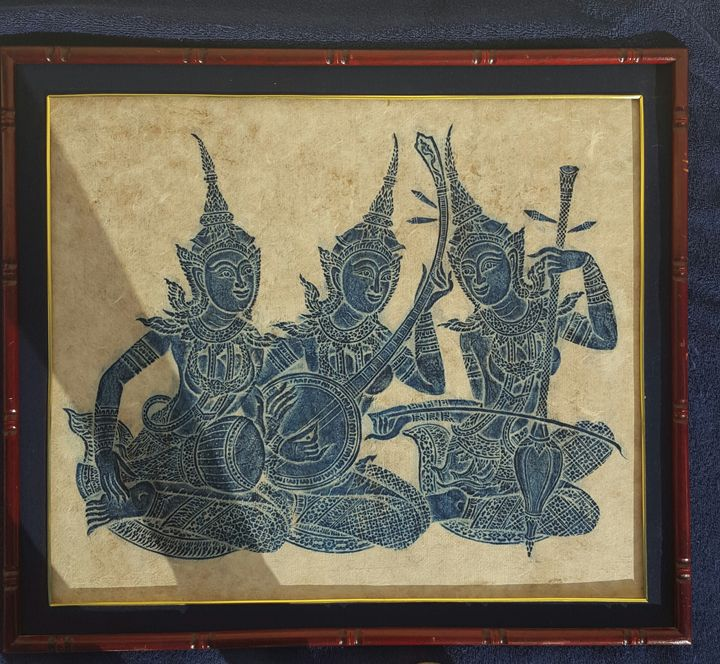 Authentic Asian Art - reverence gallery