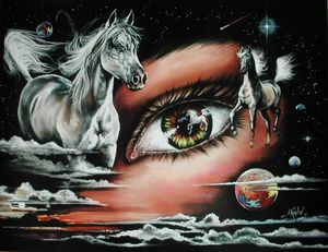 Equine Revery