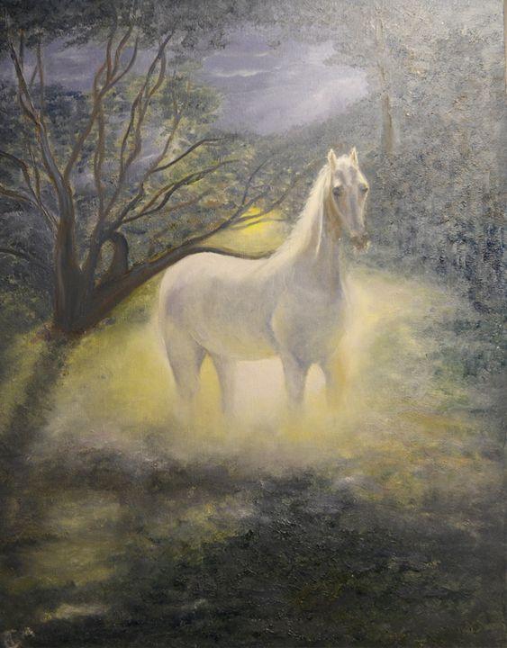 THE HORSE - Irina Gallery
