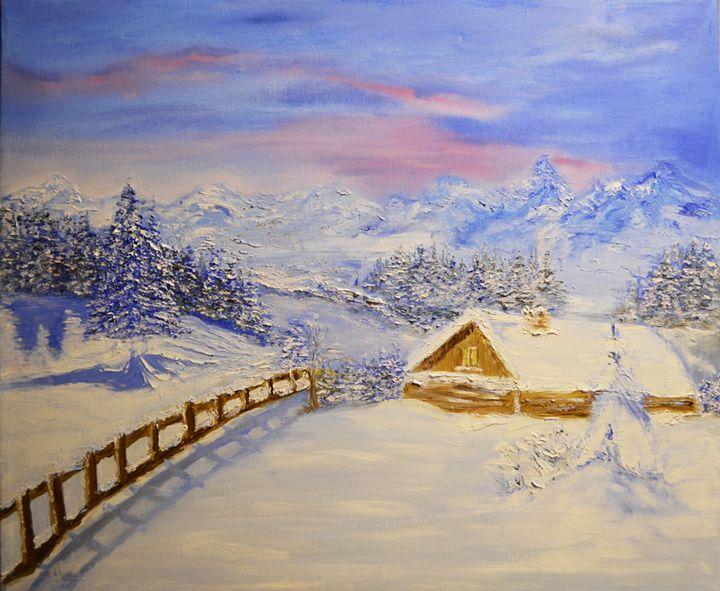 RUSSIAN WINTER - Irina Gallery