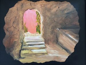 The Tomb on Easter