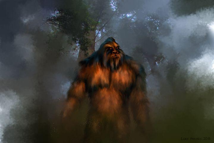 Bigfoot 25 - LukeAhearn