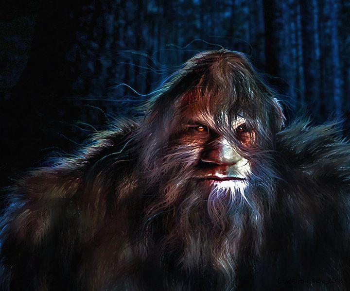 Bigfoot 23 Moonlight - LukeAhearn