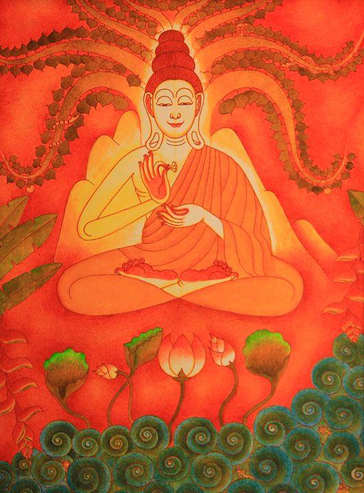 BUDHA - muralkerala