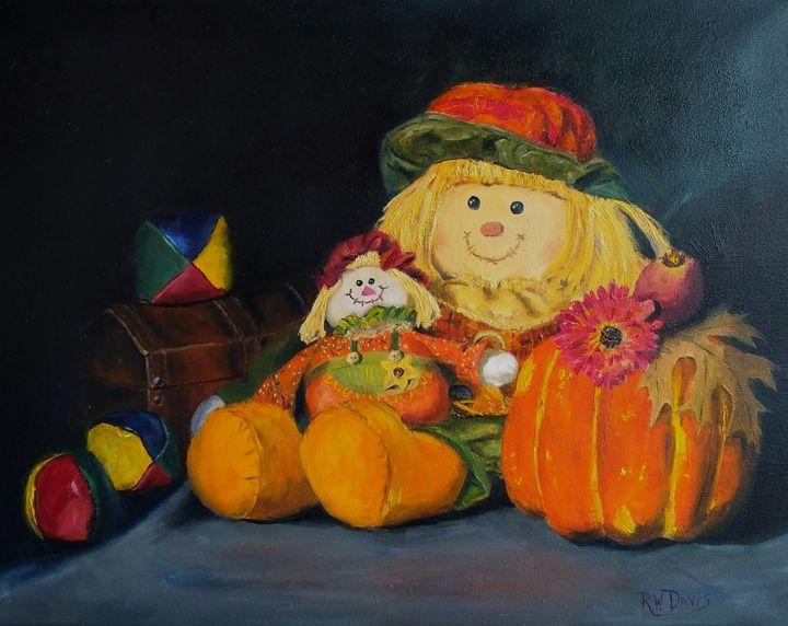 Autumn Dolls - R.W. Davis