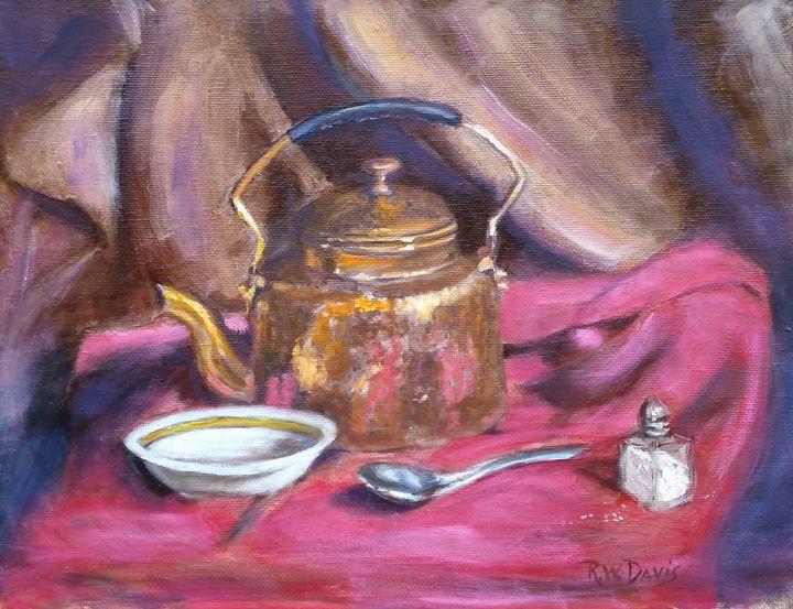 A Spot of Tea? - R.W. Davis
