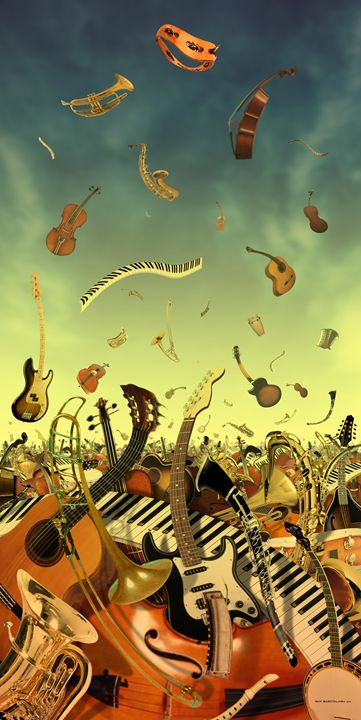 Instruments of Mass Seduction - Rick Borstelman