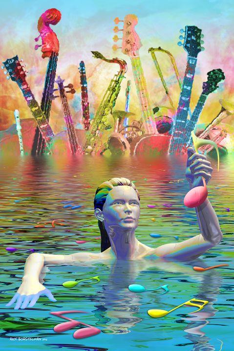Music Lake - Rick Borstelman