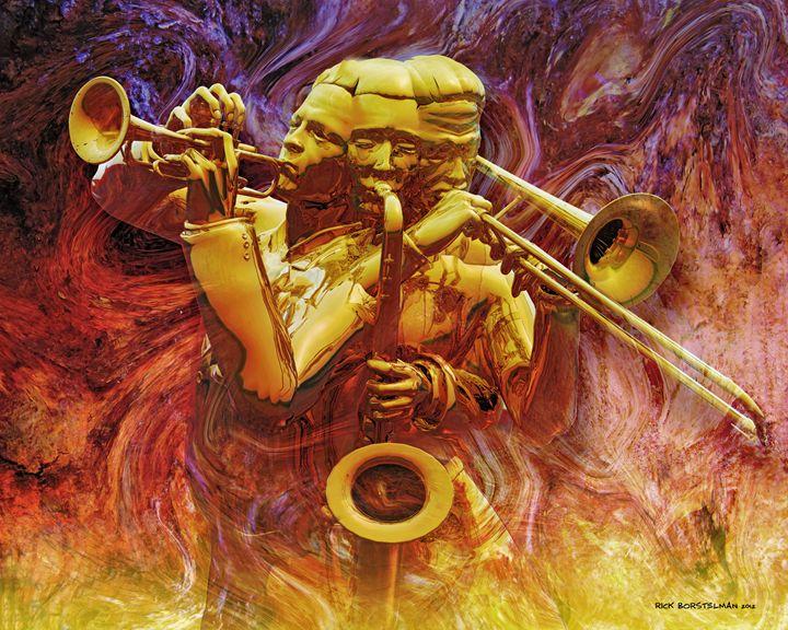 Brass Trio - Rick Borstelman