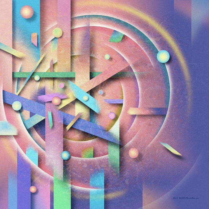 Brain Freeze - Rick Borstelman