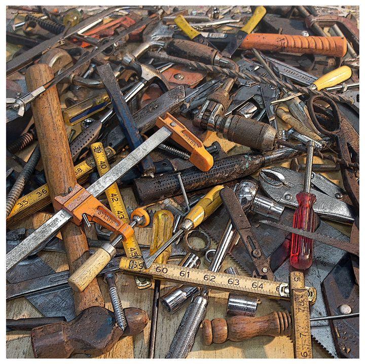 Tools - Rick Borstelman