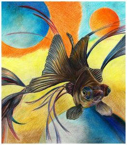 The Cosmic Brown Goldfish