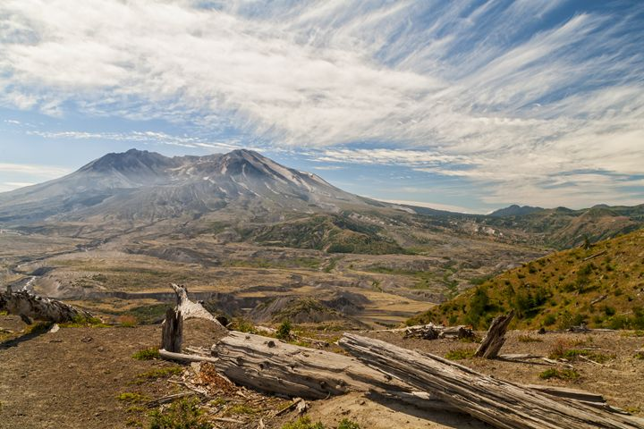 Mt St Helens 2 - Washington - Brian Harig Photography