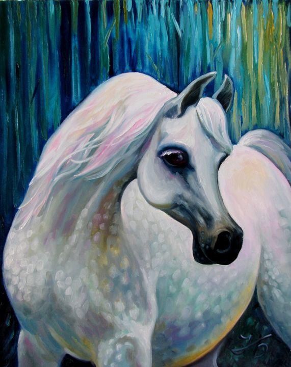 Arabian Horse - Nadia Bykova