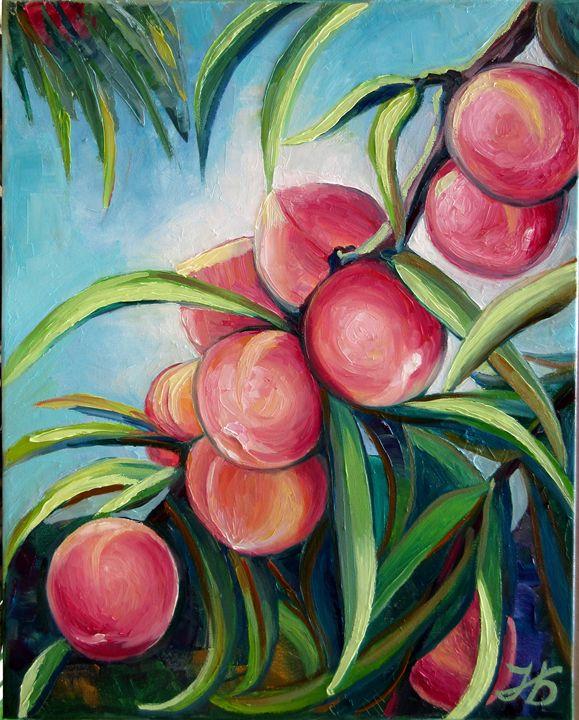 Peaches - Nadia Bykova