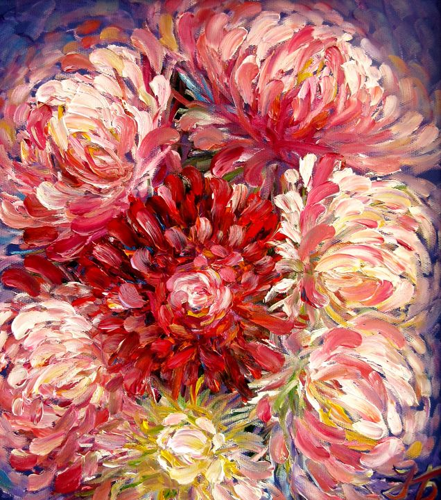 Summer Blossom - Nadia Bykova
