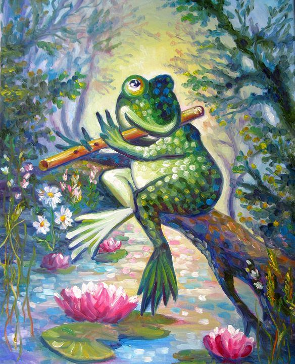Frog Song - Nadia Bykova