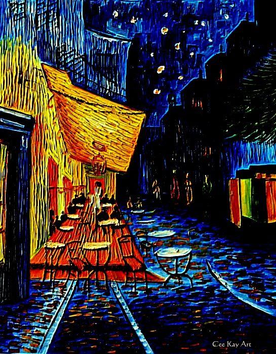 Paris by Night - Cee Kay Creations