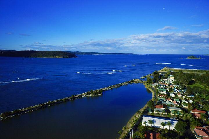 Australian Coastline - Cee Kay Creations