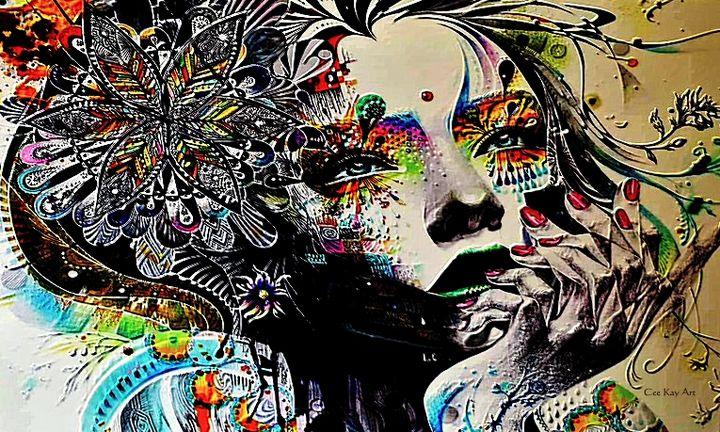 Happy Hippy - Cee Kay Creations