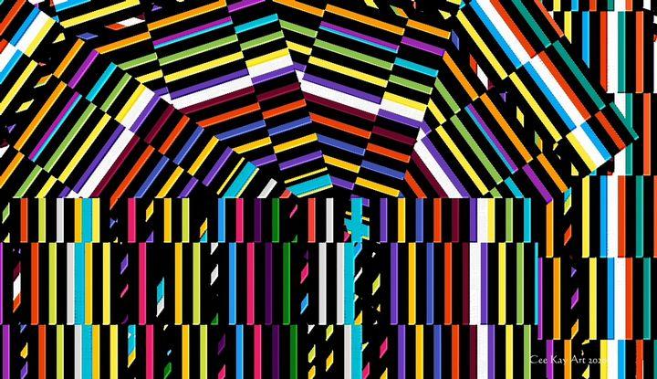 The Walls: - Cee Kay Creations