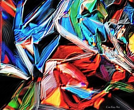 Carnivale: Abstract, - Cee Kay Creations