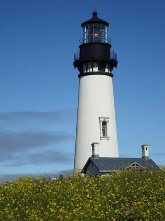 Pacific Lighthouse - Arletta's Photography