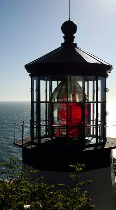 Top of the Lighthouse - Arletta's Photography