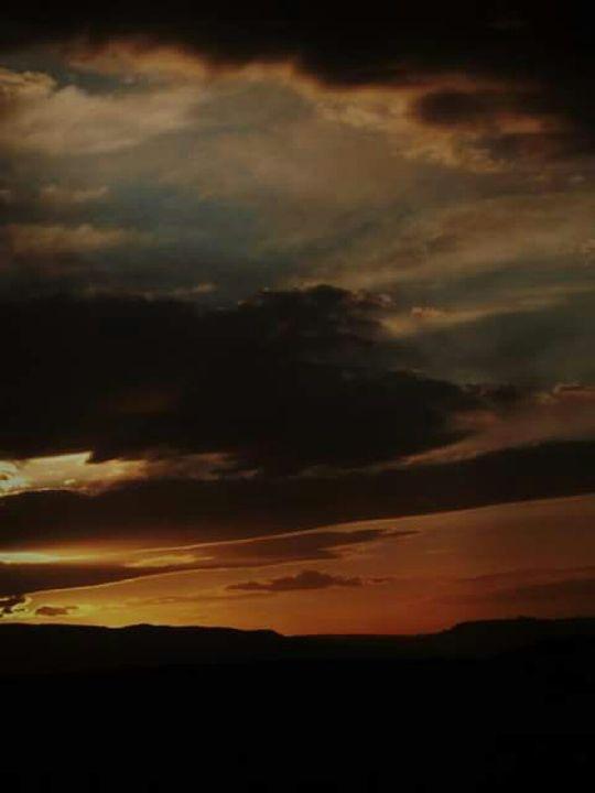 Idaho Sunset - Arletta's Photography