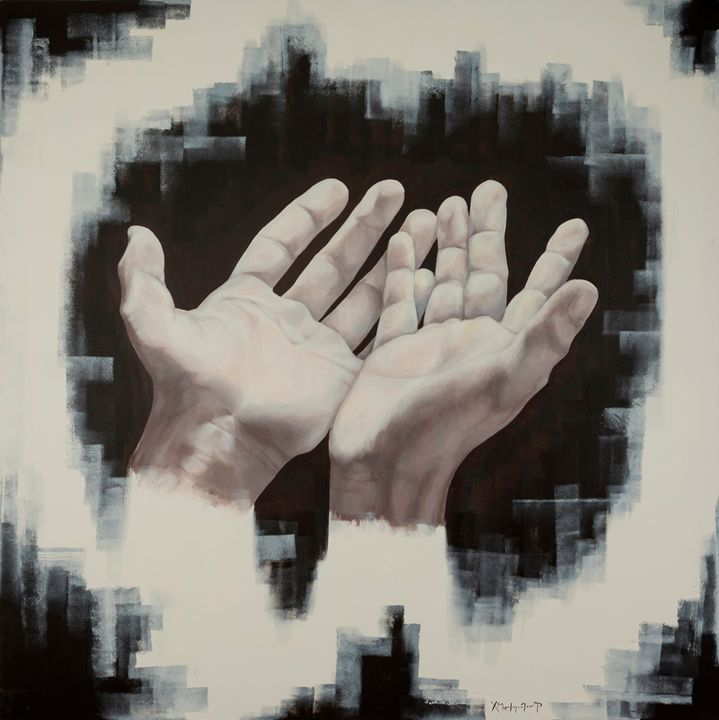 Hands - Christina Michalopoulou