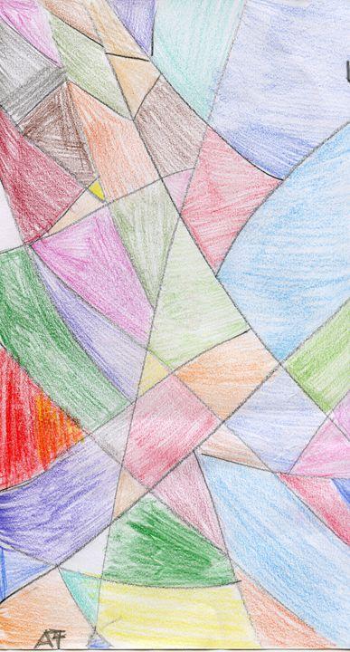 Imagination (original) - K.T. Sketches