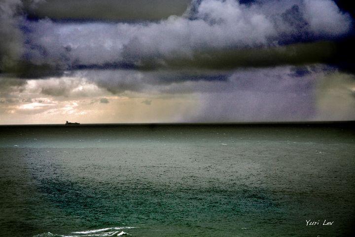 A Distant Rain - Yuri Lev Studio