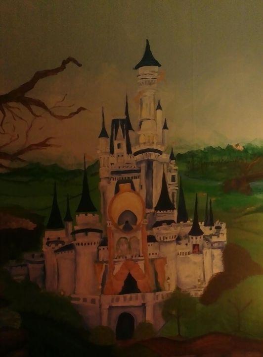 castle - deborah saunders