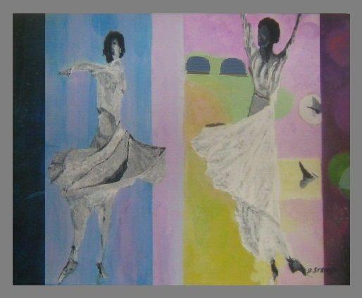 Garbo Loved To Dance - Brian G Strange